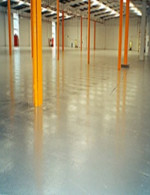 Industrial Floor Painting Services in Chicagoland and the Illinois Area