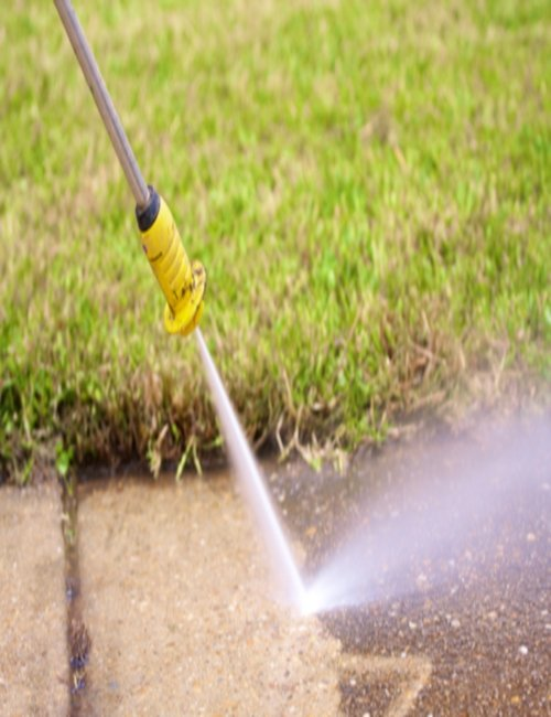 Pressure Washing Services in Chicagoland and the Illinois Area
