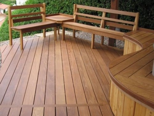 Deck Painting Northwest Chicago Suburbs Illinois